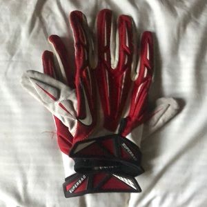 Nike Football Gloves (extra grip)